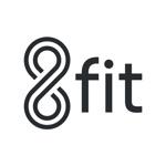 8fit - 家里健身:锻炼与饮食计划