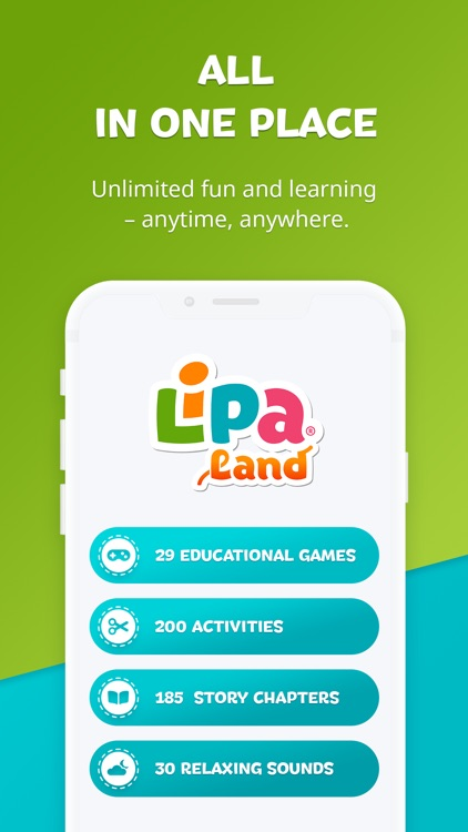 Lipa Land - For Parents & Kids screenshot-8