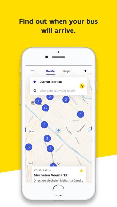 Screenshot for De Lijn in Canada App Store