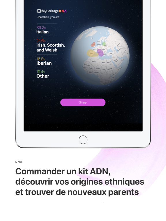 Screenshot #5 pour MyHeritage