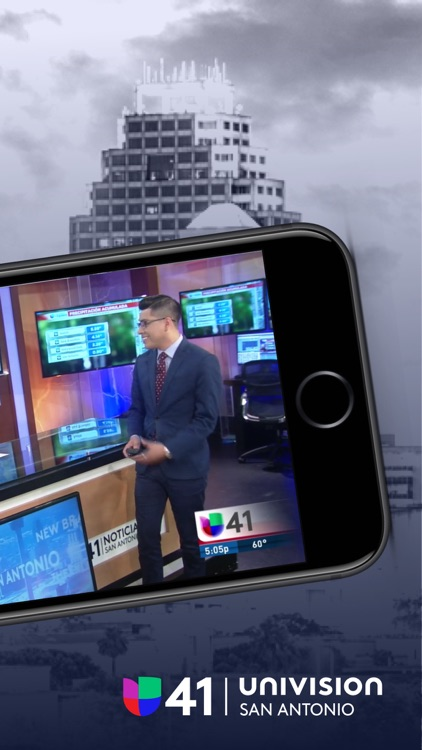 Univision 41 San Antonio screenshot-1