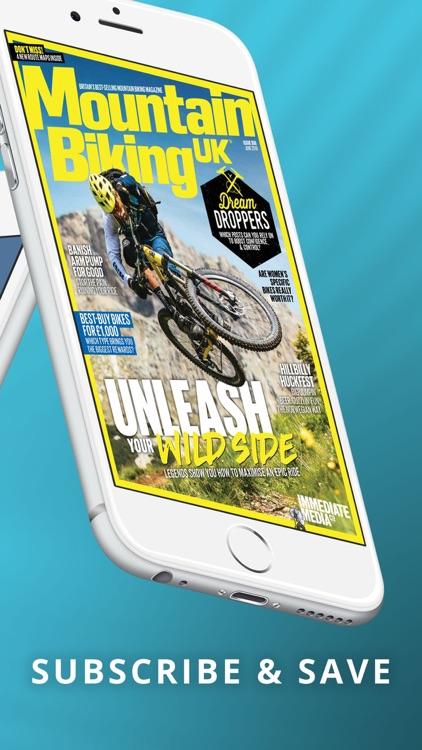 Mountain Biking UK Magazine screenshot-4