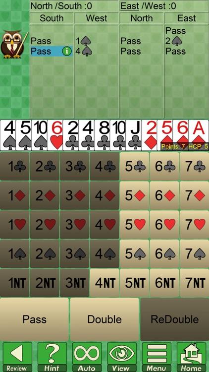 Omar Sharif Bridge Card Game screenshot-3