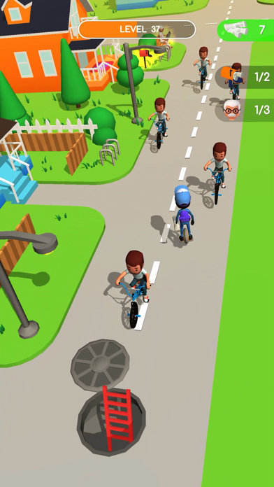 Delivery Rush Game screenshot 4