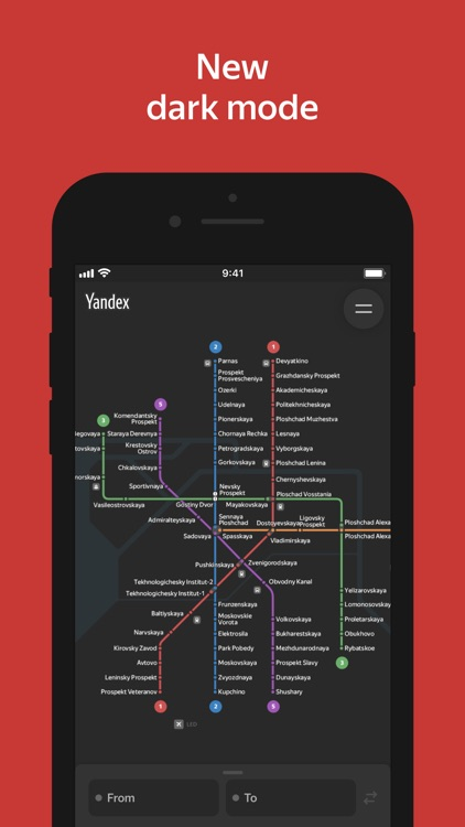Yandex.Metro screenshot-1