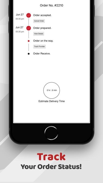 Deliver Eats Store screenshot-4