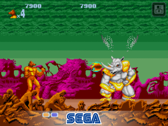 Altered Beast Classic screenshot 9