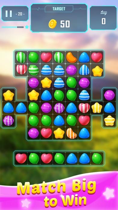 Poly Crush - Sphere Rescue Screenshot on iOS