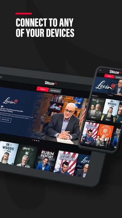 BlazeTV: Pro-America Screenshot