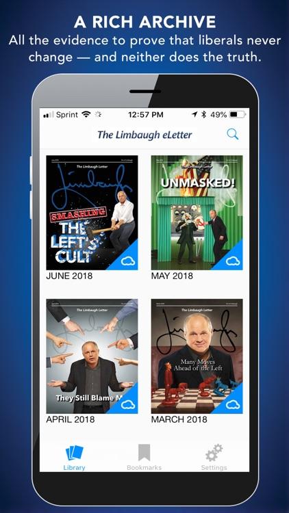 The Limbaugh Letter screenshot-4
