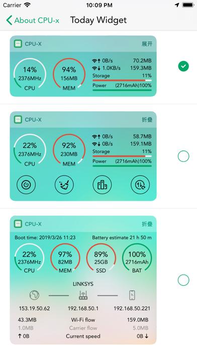 ดาวน์โหลด CPU-x Dasher z Battery life สำหรับพีซี