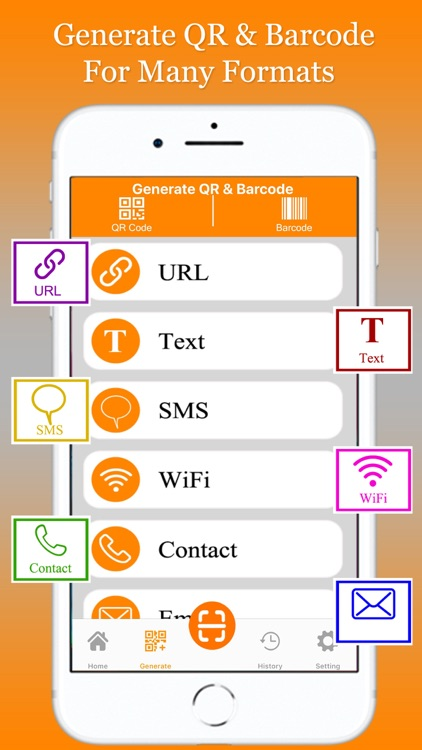 QR Code Scanner Barcode Reader screenshot-3