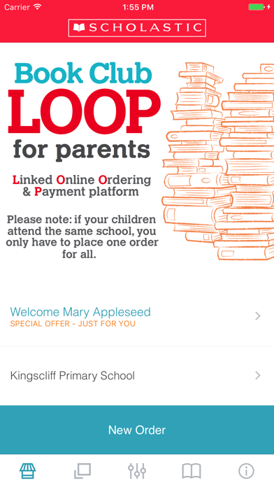 Book Clubs Loop For Parents screenshot two