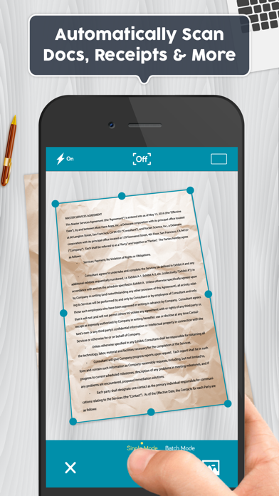 Easy Scanner PDF Document Scanのおすすめ画像8