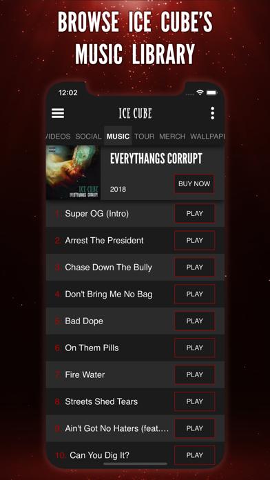 Ice Cube Official Fan Appのおすすめ画像3