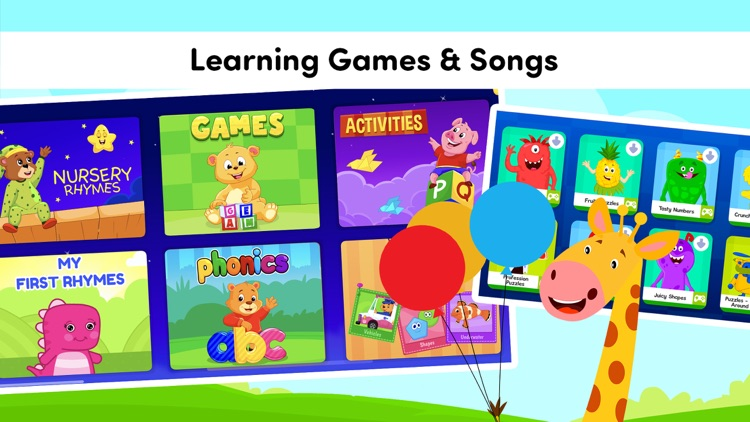 KidloLand Games for Toddlers