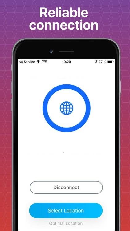 VPN for iPhone & proxy master screenshot-3