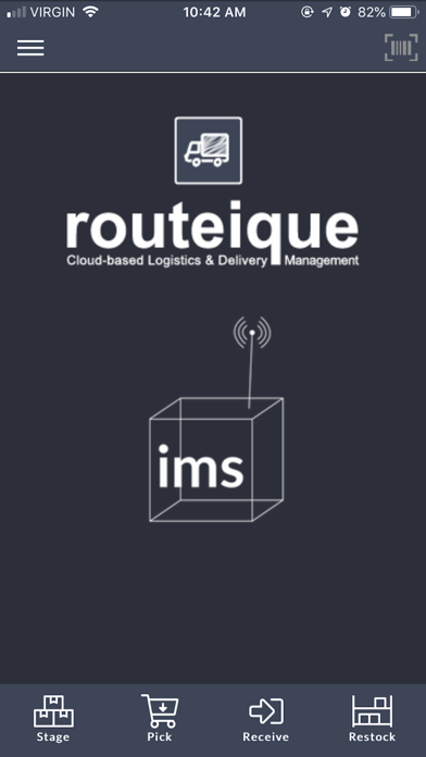 Routeique IMS
