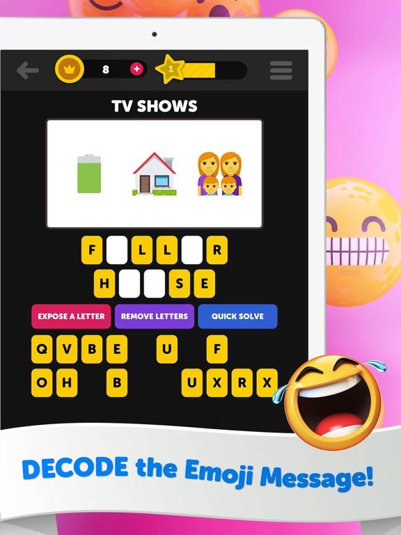Guess The Emoji screenshot