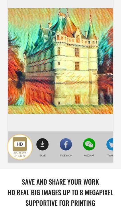 GoArt – Art Photo Editor screenshot-4