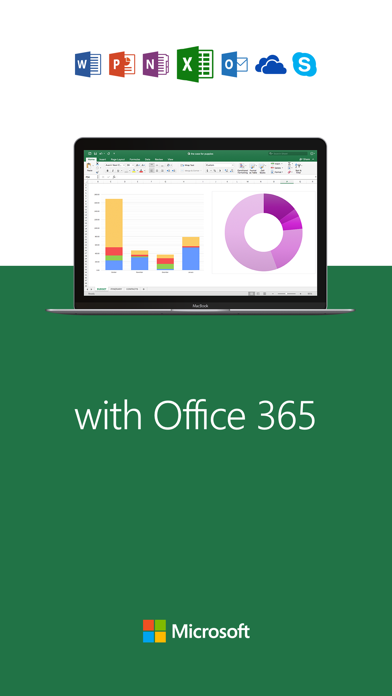 Screenshot for Microsoft Excel in Singapore App Store