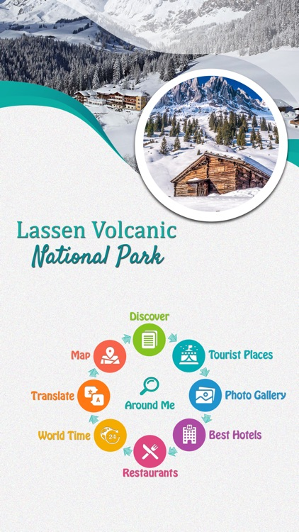 Lassen Volcanic screenshot-1