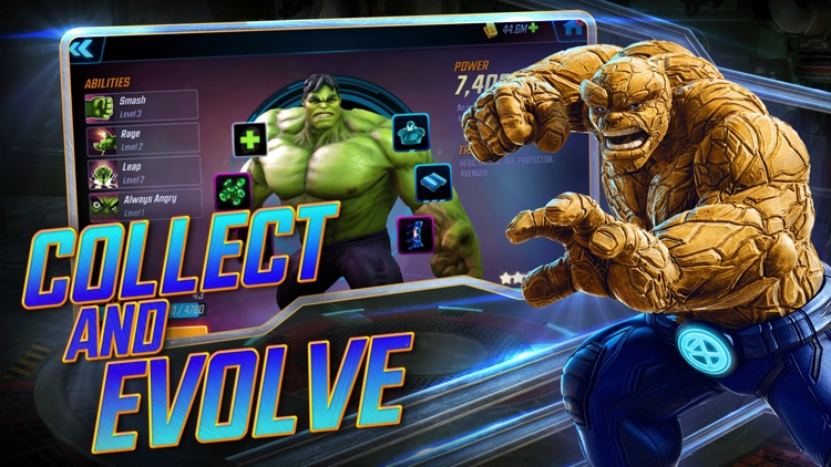 MARVEL Strike Force screenshot-4