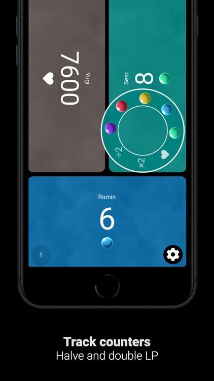 Quantum - LP Counter for Yugi screenshot-3