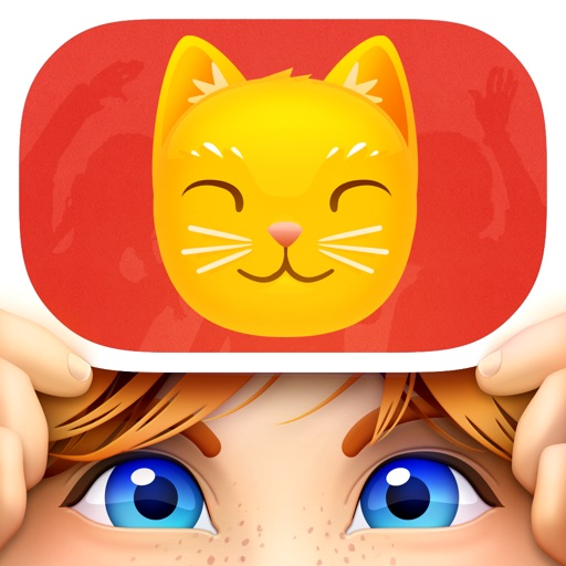Heads Up! Kids app logo