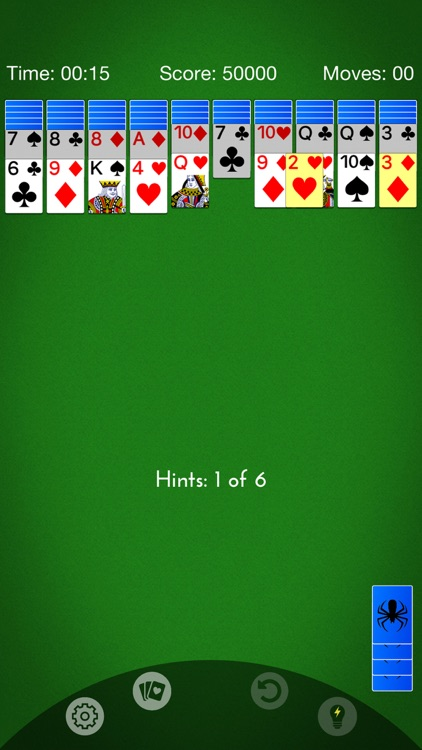 Spider Solitaire - Cards Game