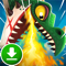 App Icon for Hungry Dragon ™ App in Argentina IOS App Store
