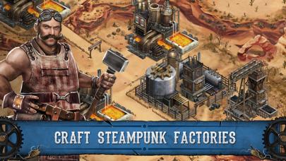 Wild West: Steampunk Alliances screenshot four
