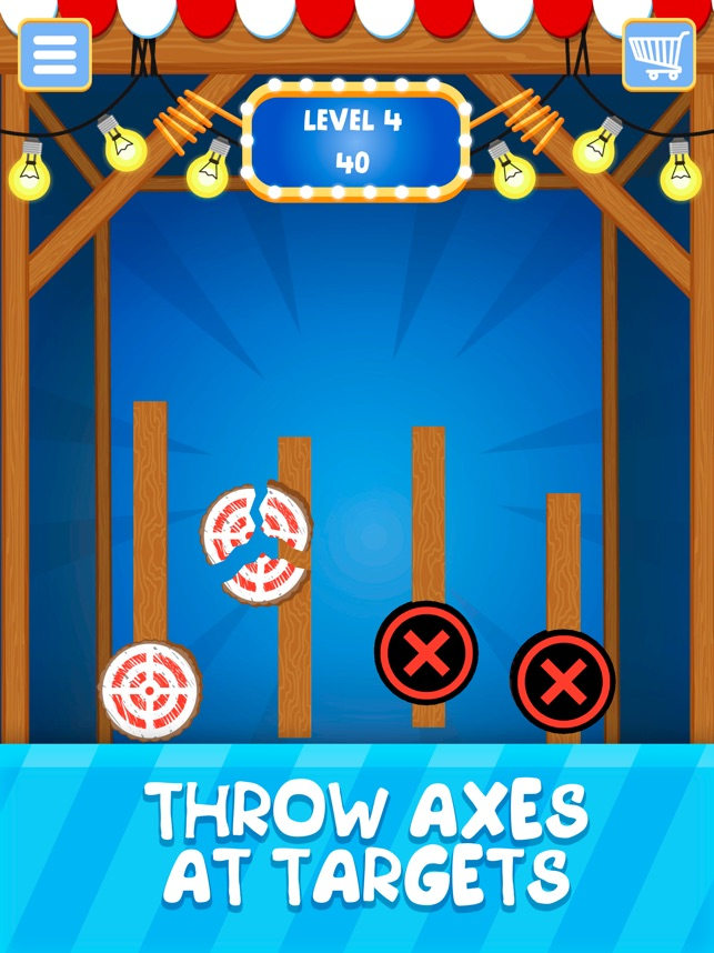 Axe Throw: Hit and Champ!