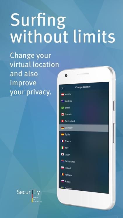 mySteganos Online Shield VPN screenshot-3