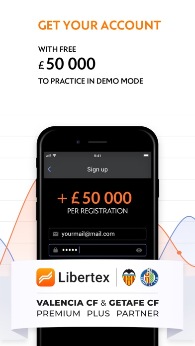 Libertex - Mobile Trading App screenshot one