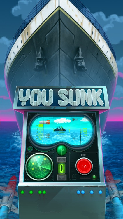 You Sunk  Submarine sea battle screenshot-5