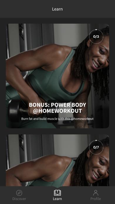 Power Body Training screenshot 1