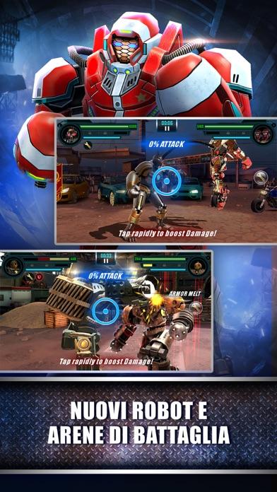 Screenshot of Real Steel World Robot Boxing4