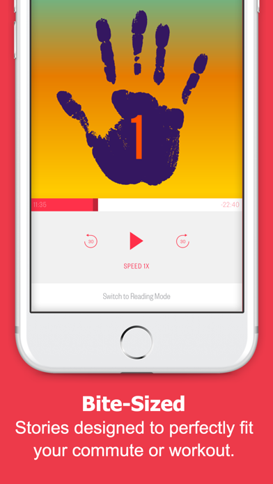 Screenshot for Serial Box in United States App Store
