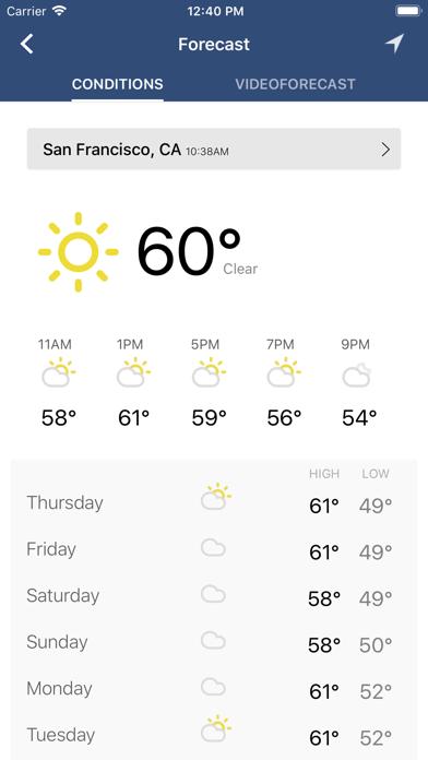 ABC4 Weatherのおすすめ画像3
