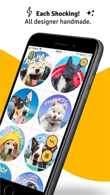WuWu Emoji Gif Sticker Library