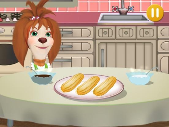 Игра Барбоскины: Готовка Еды