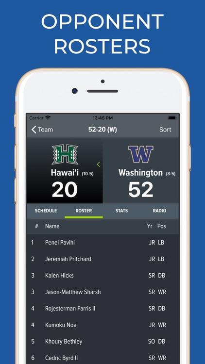 Washington Football screenshot-8