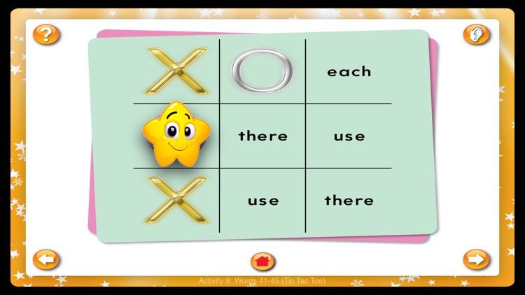 Sight Words 1-300 screenshot-4