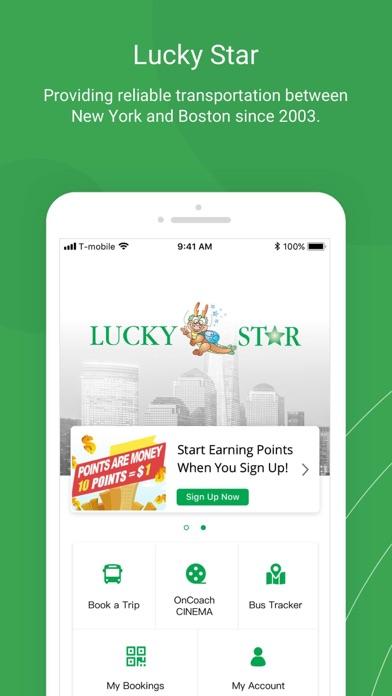Lucky Star Bus App Price Drops