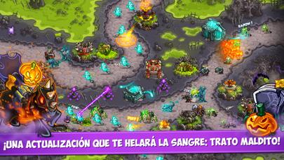 Screenshot for Kingdom Rush Vengeance in Spain App Store