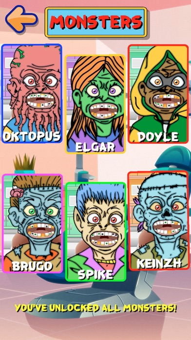 Monster Dentist screenshot 9