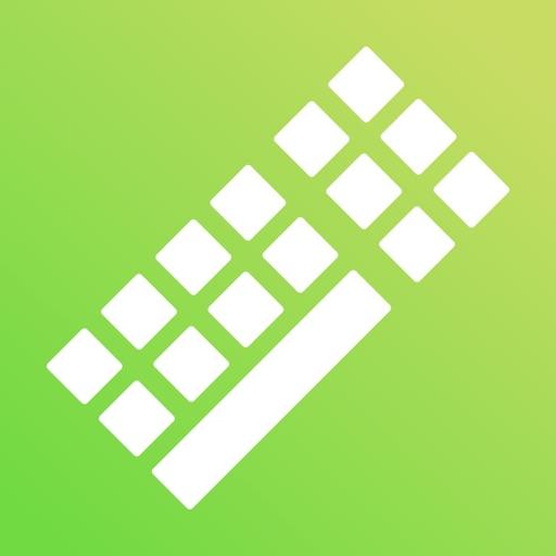 PadKeys Keyboard iOS App