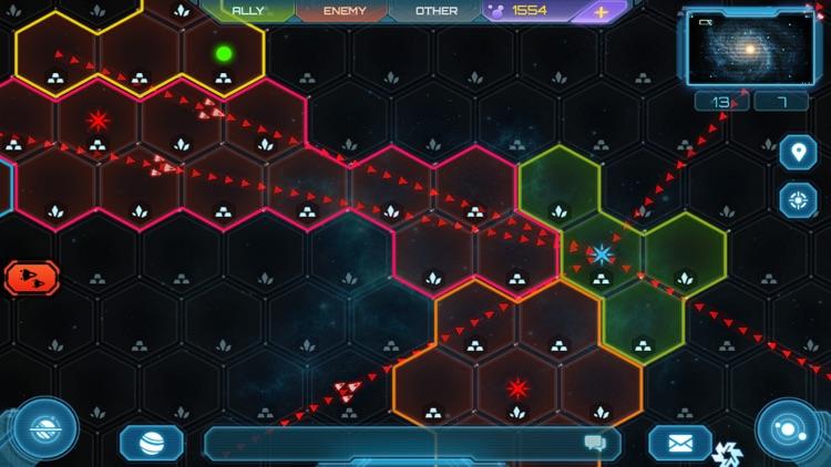 Galaxy Clash: Evolved Empire screenshot-3