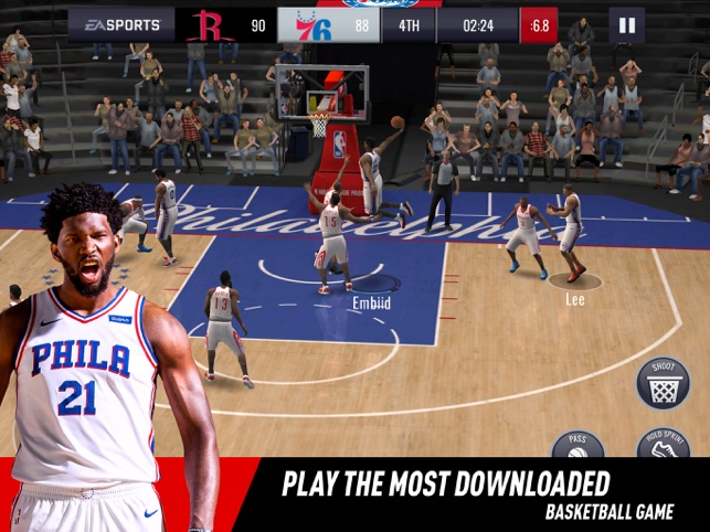 NBA LIVE Basketball ASIA on the App Store